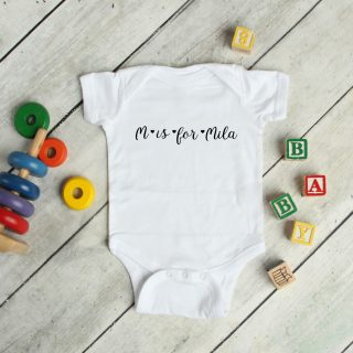 B is for babygrow scaled