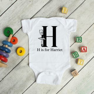 H Is for hariet scaled