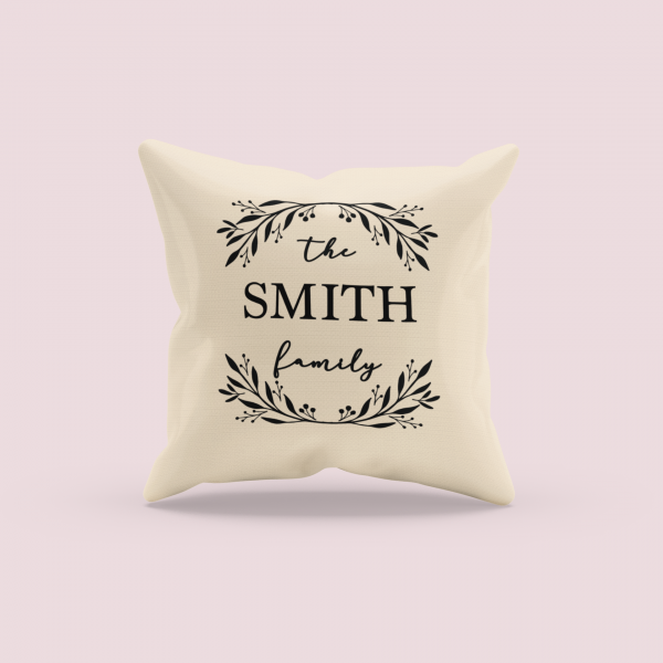 mockup of a sublimated pillow with a customizable background 3257 el1 4