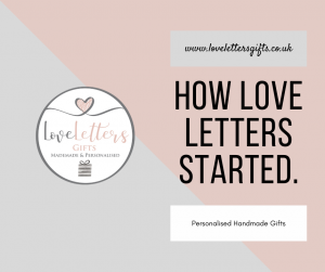 how love letters started