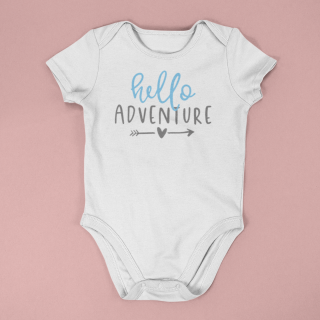 baby onesie mockup lying on a flat surface a15264 10