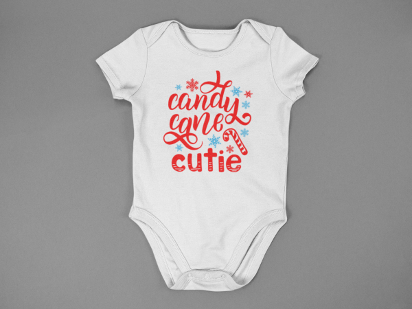 baby onesie mockup lying on a flat surface a15264 2