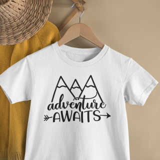 mockup of a kid s t shirt hanging from a wall rack 33736 11
