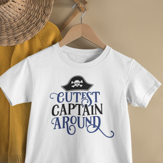 mockup of a kid s t shirt hanging from a wall rack 33736 24