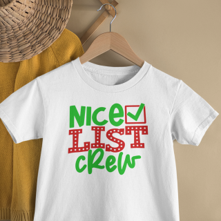 mockup of a kid s t shirt hanging from a wall rack 33736 25
