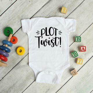 Plot Twist! – Baby Grow