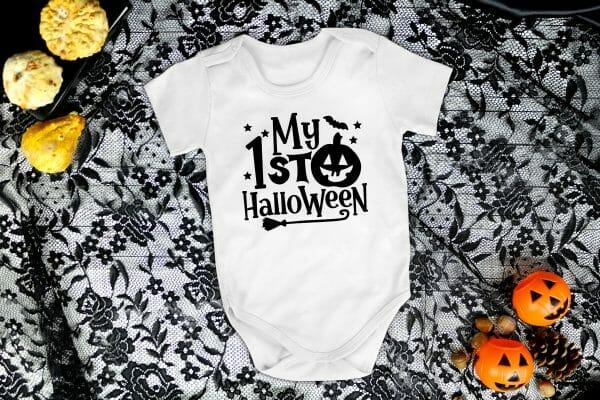 My 1st Halloween – Baby Grow